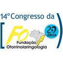 logo do 14º Congresso da Fundação de Otorrinolaringologia